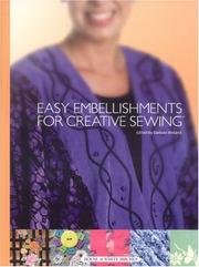 Cover of: Easy Embellishments for Creative Sewing