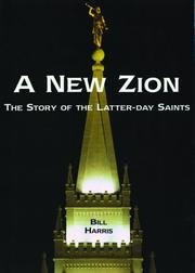 Cover of: A New Zion | Bill Harris