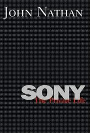 Cover of: Sony