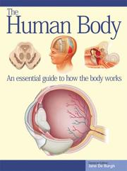 Cover of: The Human Body | Jane De Burgh