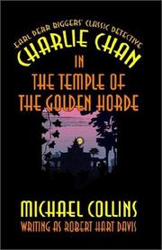Cover of: The Temple of the Golden Horde
