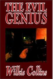 Cover of: The Evil Genius | Wilkie Collins