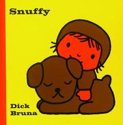 Snuffy by Dick Bruna