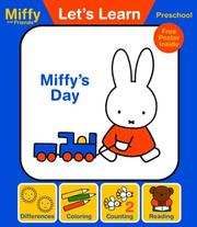 Cover of: Miffy's Day (Let's Learn)