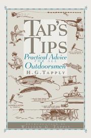 Cover of: Tap's Tips