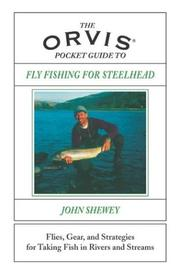 Cover of: Orvis Pocket Guide to Fly Fishing for Steelhead