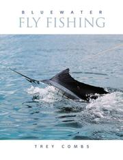 Cover of: Bluewater Fly Fishing | Trey Combs