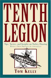 Cover of: Tenth Legion | Tom Kelly
