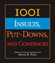 Cover of: 1001 Insults, Put-Downs, and Comebacks (1001)