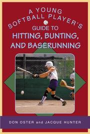 Cover of: A young softball player