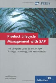 Cover of: Product Lifecycle Management with SAP