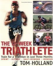 Cover of: The 12-Week Triathlete