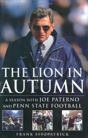 Cover of: The Lion in Autumn