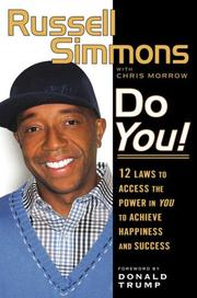 Do You! by Russell Simmons, Chris Morrow