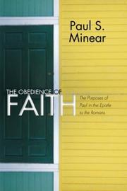 Cover of: The obedience of Faith