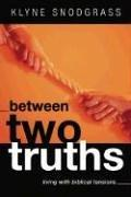Cover of: Between Two Truths