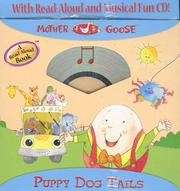 Cover of: Mother Goose, Puppy Dog Tails Boy