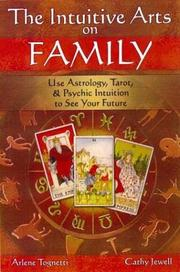 Cover of: The intuitive arts on family | Arlene Tognetti