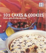 Cover of: 101 Cakes and Cookies | Orlando Murrin