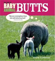 Cover of: The Book of Baby Animal Butts | Mysini Stephanides
