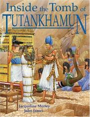 Cover of: Inside the tomb of Tutankhamun