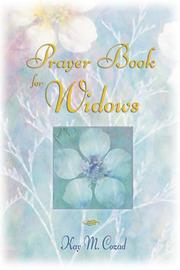 Cover of: Prayer Book for Widows | Kay M. Cozad