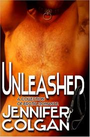 Cover of: Unleashed | Jennifer Colgan