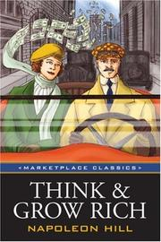 Cover of: Think and Grow Rich, Original 1937 Classic Edition