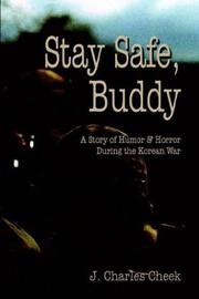 Cover of: Stay Safe Buddy | J. Charles Cheek