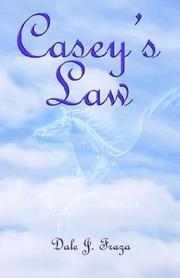 Cover of: Casey's Law