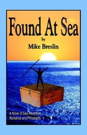 Cover of: Found at Sea