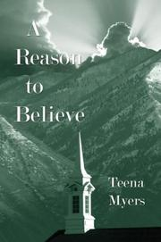 Cover of: A Reason to Believe | Teena Myers