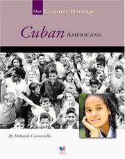 Cover of: Cuban Americans | Deborah Cannarella