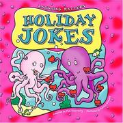 Cover of: Holiday jokes | Pam Rosenberg