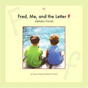 Cover of: Fred, me, and the letter F