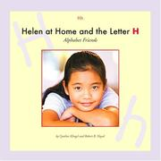 Cover of: Helen at home and the letter H