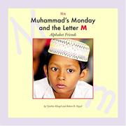 Cover of: Muhammad's Monday and the letter M