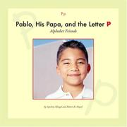 Cover of: Pablo, his papa, and the letter P