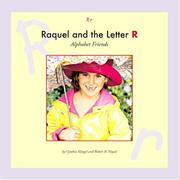 Cover of: Raquel and the letter R