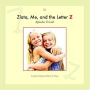 Cover of: Zlata, me, and the letter Z
