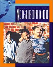 Cover of: Safety in Your Neighborhood (Living Well (Child's World (Firm)).)