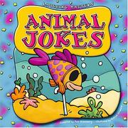 Cover of: Animal jokes