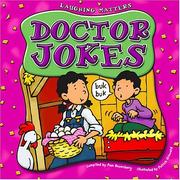 Cover of: Doctor jokes