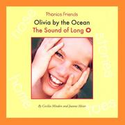 Cover of: Olivia by the ocean | Cecilia Minden