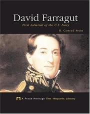 Cover of: David Farragut | R. Conrad Stein