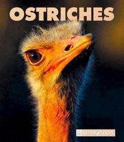 Cover of: Ostriches (New Naturebooks) |