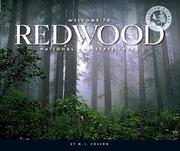 Cover of: Welcome to Redwood National Park