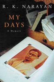 Cover of: My Days