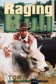 Cover of: A Raging Bull | Tony Grier