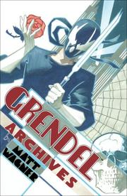 Cover of: Grendel Archive Edition